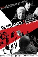 Affiche Festival résistances 2011